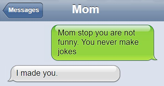 15 Of The Funniest Texts From Moms Ever Bored Panda
