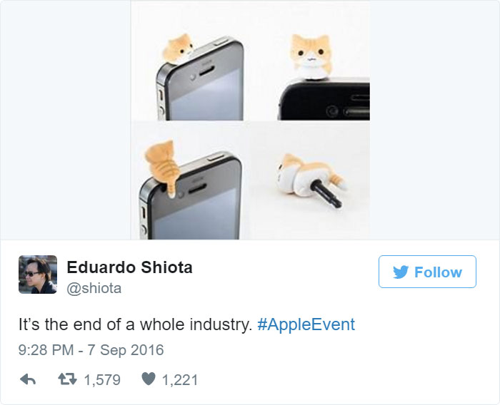 Funny Iphone7 Reactions