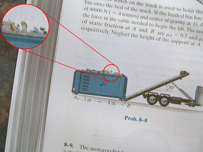 Found Something Odd In My Engineering Textbook