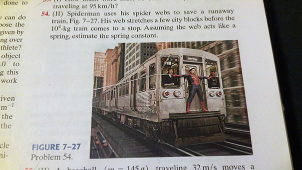 Just Found This Little Gem In My Physics Textbook