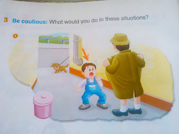 I Teach 2nd Grade Science In China And This Was In Our Textbook