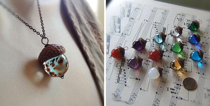 glass-acorn-jewelry-necklaces-earrings-bullseyebeads-17
