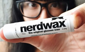 This Nerdwax Will Stop Your Glasses From Slipping Down Your Nose