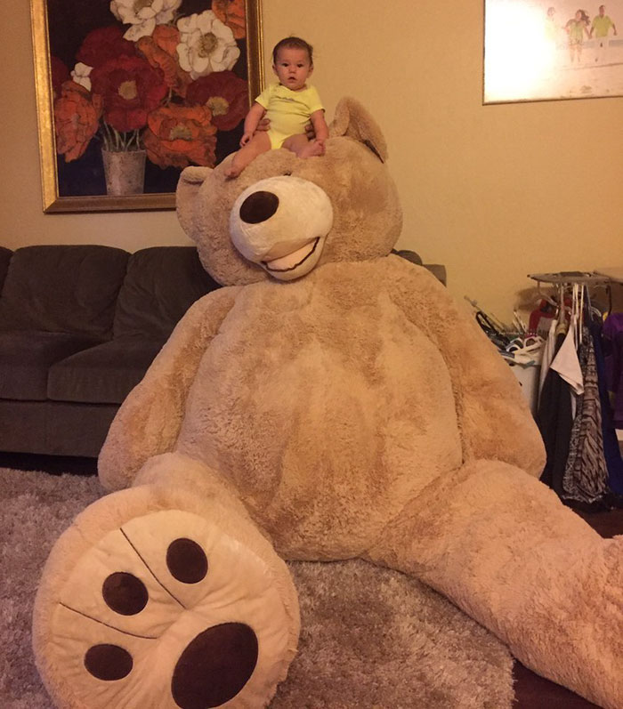 grandfather-baby-gift-giant-teddy-bear-madeline-jane-sabrina-gonzalez-6