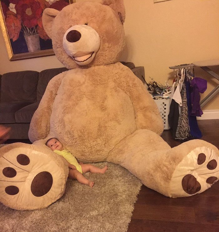 grandfather-baby-gift-giant-teddy-bear-madeline-jane-sabrina-gonzalez-7