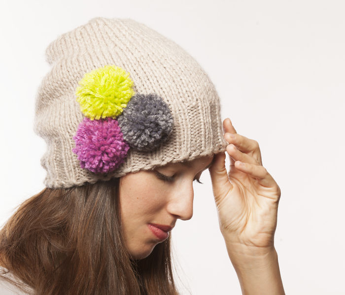 MyPomPom Will Help You Change Your Style In One Clip