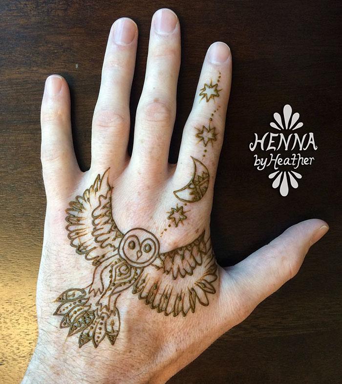 Henna Tattoos For Men
