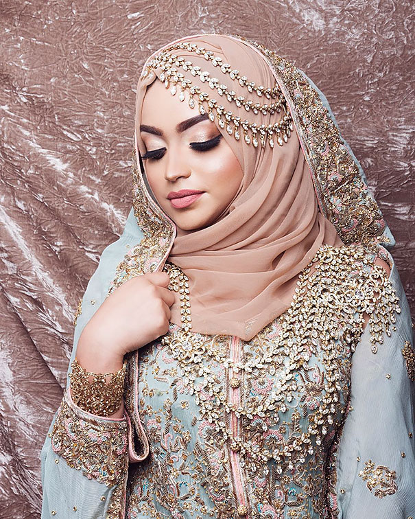 58 Brides Wearing Hijabs On Their Big Day Look Absolutely Stunning