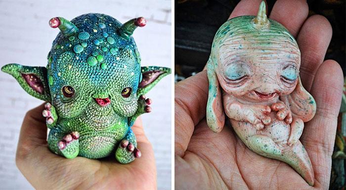 I Make Creatures
