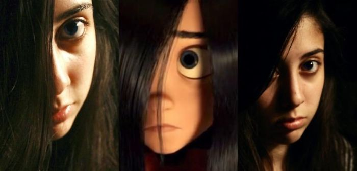 Violet From The Incredibles