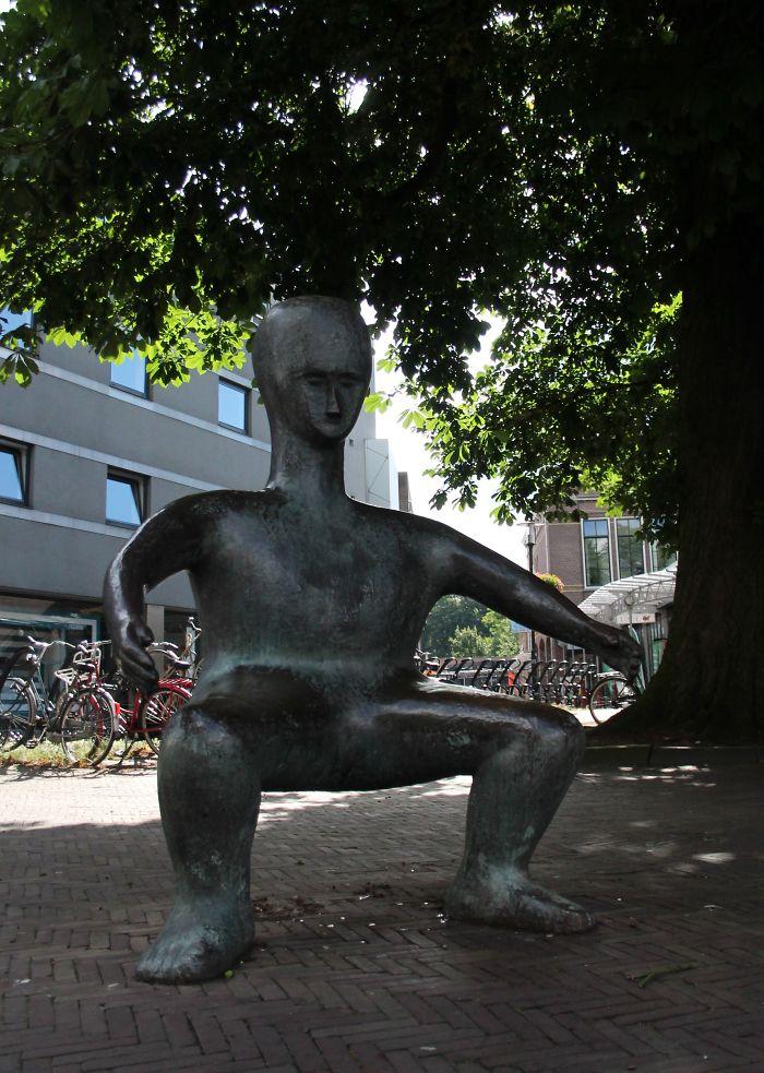 On A Lap - Amersfoort, The Netherlands (2003 Henk Visch)