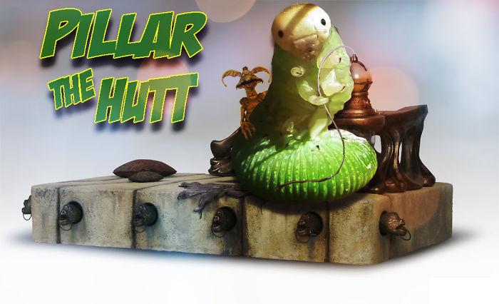 Pillar The Hutt
