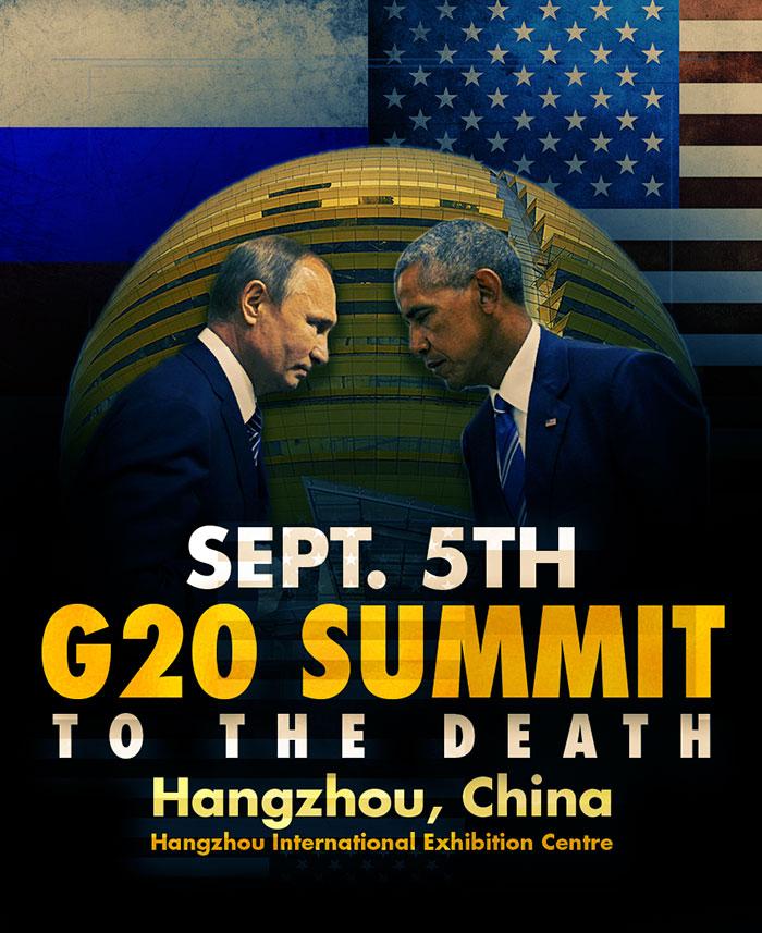 G20 Fight Night