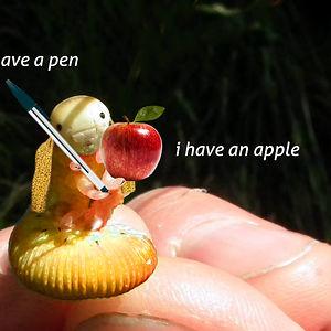 Ehm! Pen-pineapple-apple-pen