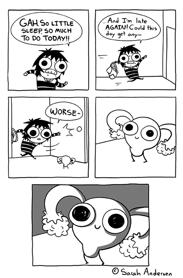 period comics sarah andersen 11 57cd70704d692__605 13 comics about periods by sarah's scribbles that only women will