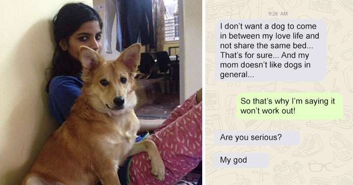 Woman Turns Down Arranged Marriage After Man Asks To Give Up Her Dog