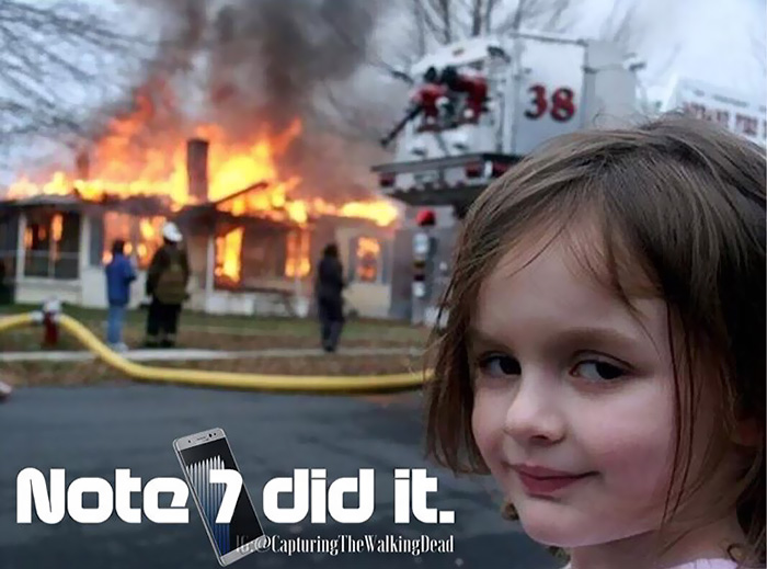 Note 7 Did It