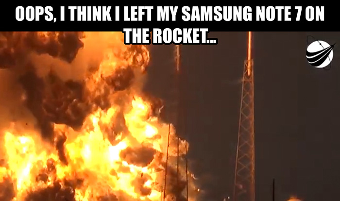 The Dangers Of Charging Your Note 7