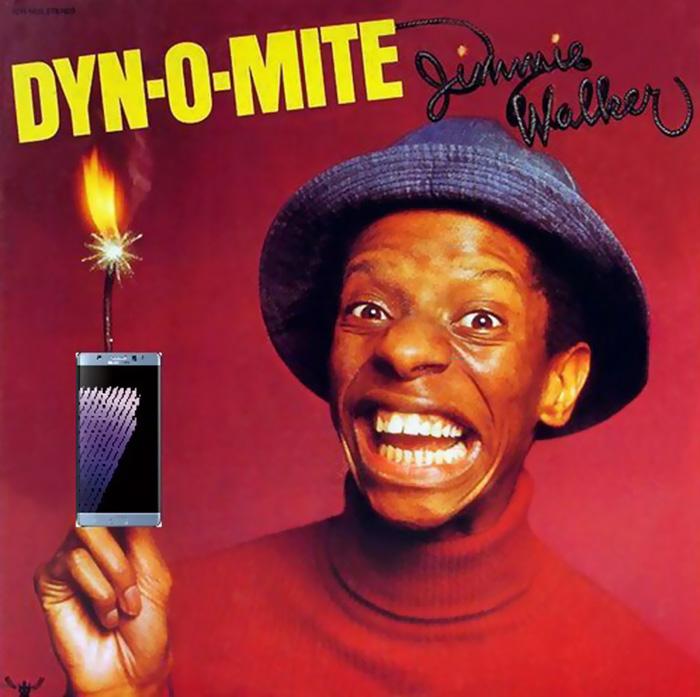 Note 7 Dynamite