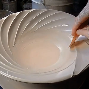 Oddly Satisfying Pottery By Kris Neal (Wait For It...)