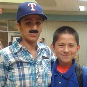 Single Mom Dresses As Dad So Her Son Wouldn't Miss 'Donuts With Dad' Day At School