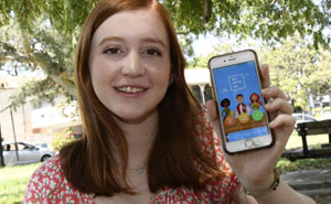 Teen Who Used To Be Bullied Creates 'Sit With Us' App That Helps Students Find Lunch Buddies