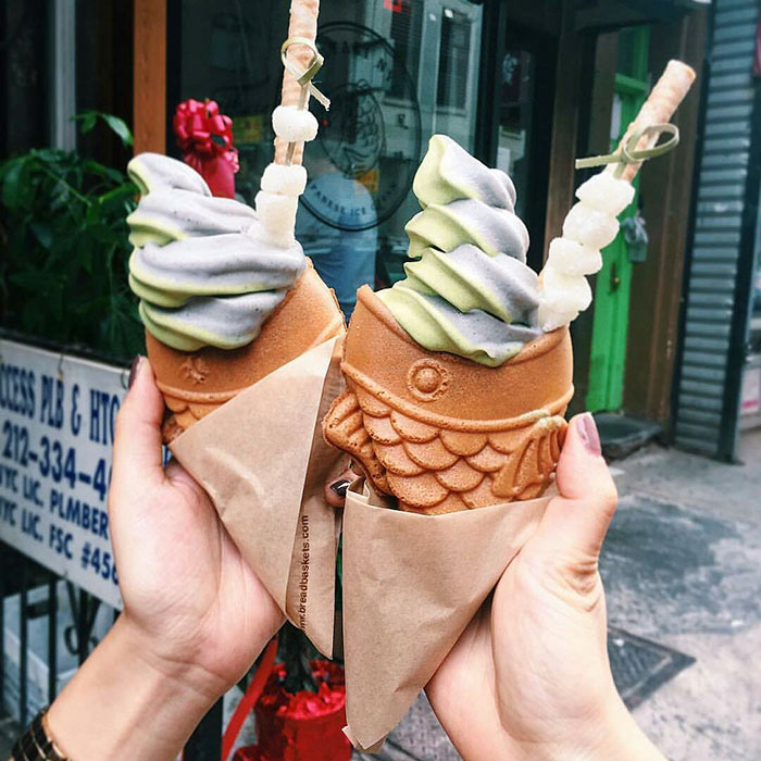 taiyaki-fish-ice-cream-cones-taiyakinyc-2