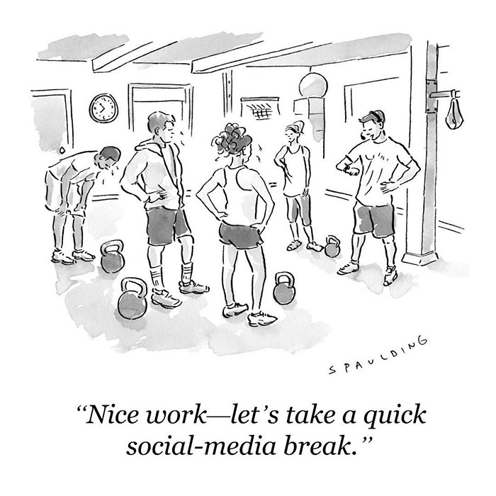 15+ Of The Funniest New Yorker Cartoons Ever | Bored Panda