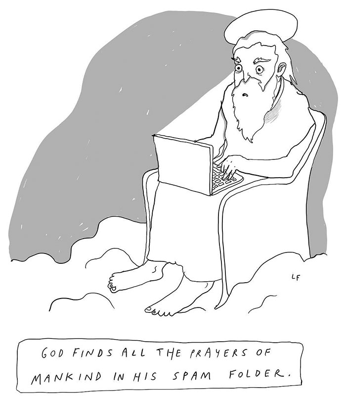 15+ Of The Funniest New Yorker Cartoons Ever | Junk Host