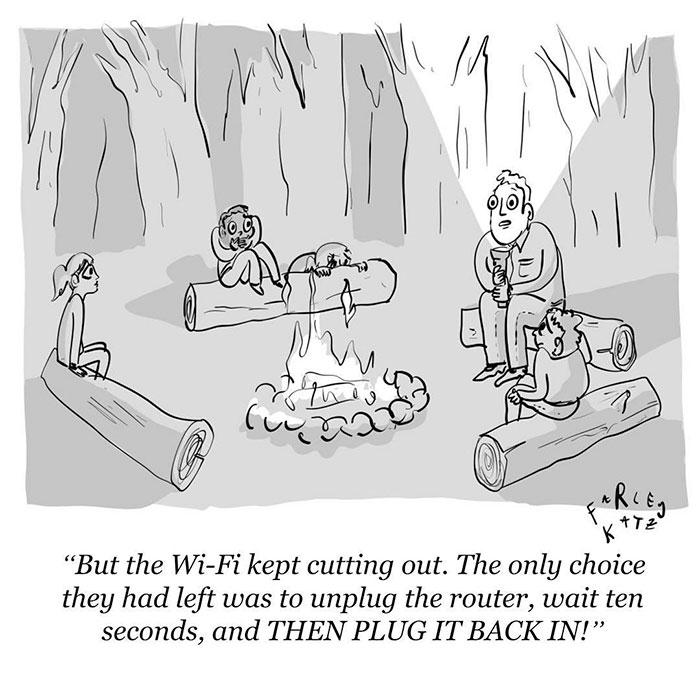 New Yorker Cartoons