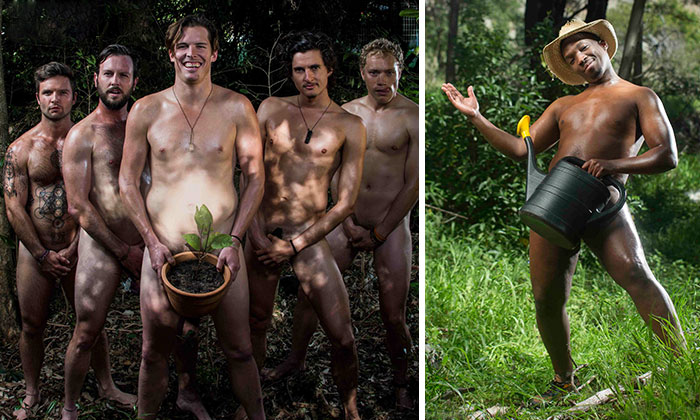 These 25 Men Will Make You Want To Drop Everything And Plant A Tree
