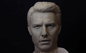 4 Weeks Sculpting Tom Cruise Condensed To Just 1 Minute