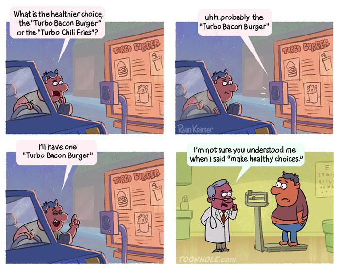 Toon Hole Cartoons