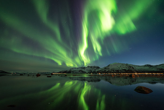 We Traveled 3500km To Sleep In A 5-Billion-Star 'Hotel' In Norway And It Made Our Jaws Drop