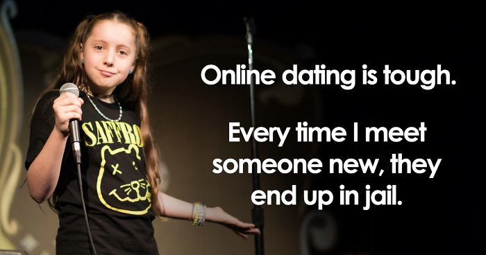 Online dating is tough