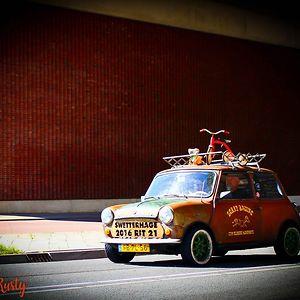 Scrat, Ratrod Classic Mini
