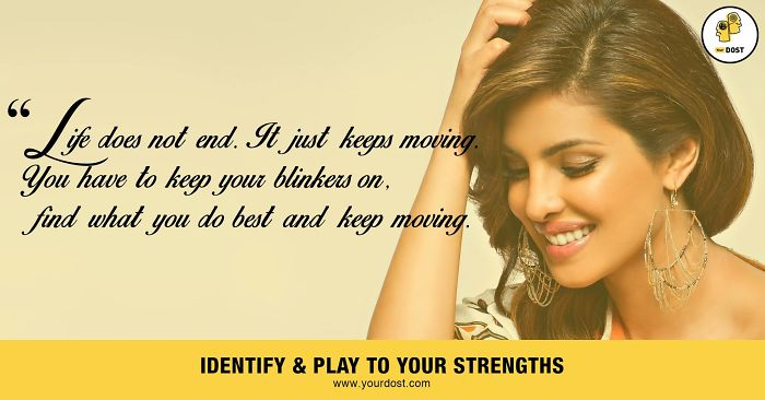 Quotes From One Of 100 Most Influential People In World: Priyanka Chopra