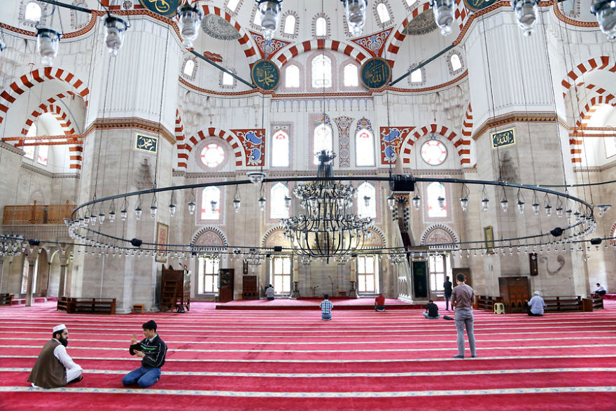 Sehzade Mosque, Istanbul