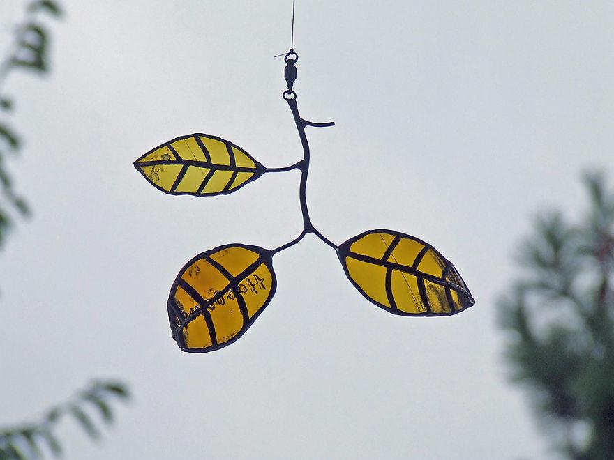 Hoegaarden Elm Leaves