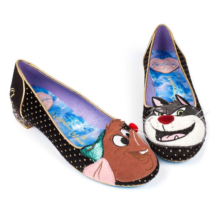 Cinderella Footwear Collection