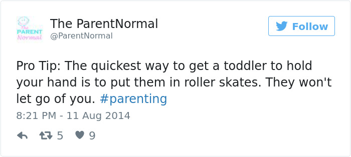 Funny Parenting Tips