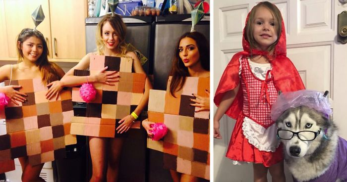159 Of The Most Creative Halloween Costume Ideas Ever