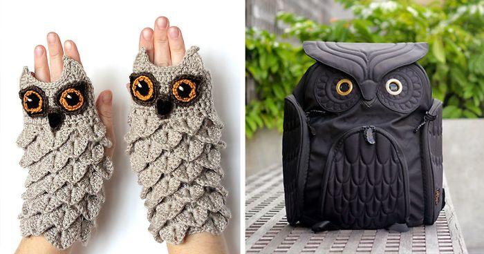 112 Gift Ideas For Owl Lovers Bored Panda