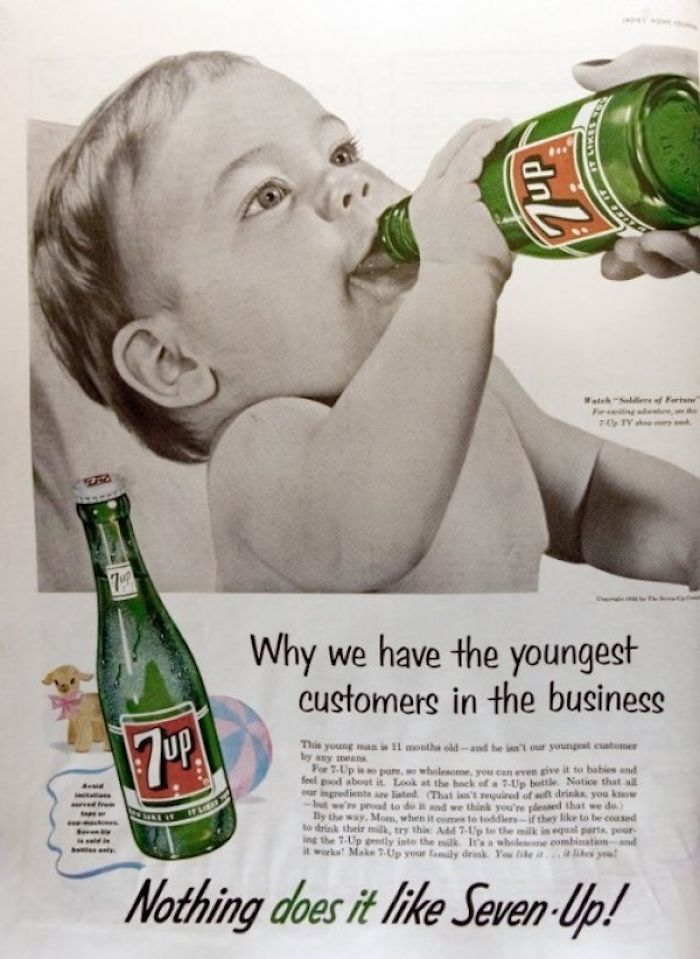 Vintage Ads That Should Have Been Banned