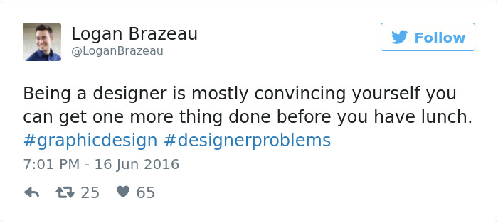 #designerproblems – These Funny Tweets Explain What It Means To Be A Designer