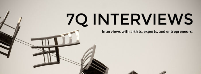 I Interview Artists, Experts, And Entrepreneurs.