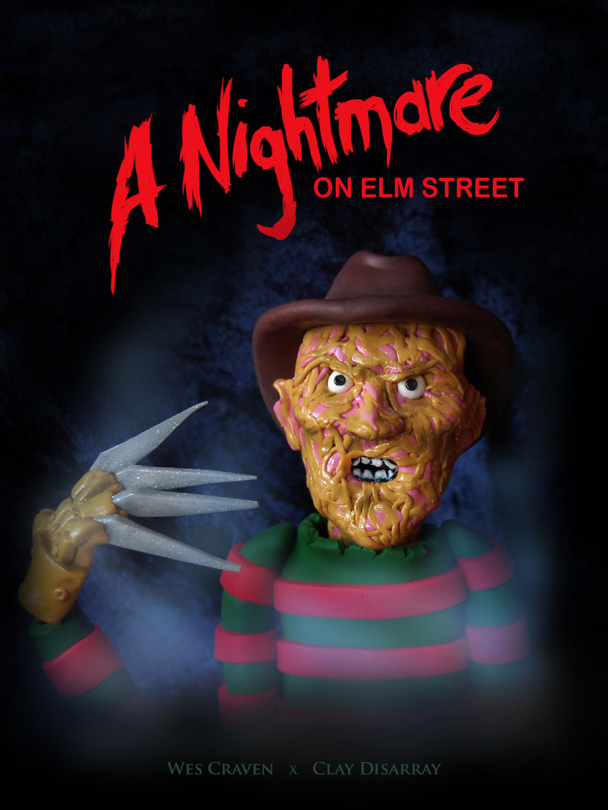 A Nightmare On Elm Street (Wes Craven, 1984)