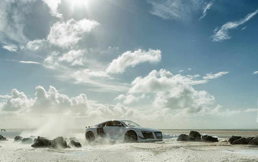 Audi ជួលអ្នកថតរូបម្នាក់ឲ្យថតរថយន្តតម្លៃ ១៦ ម៉ឺនដុល្លាររបស់ខ្លួន ប៉ុន្តែគាត់បែរជា …