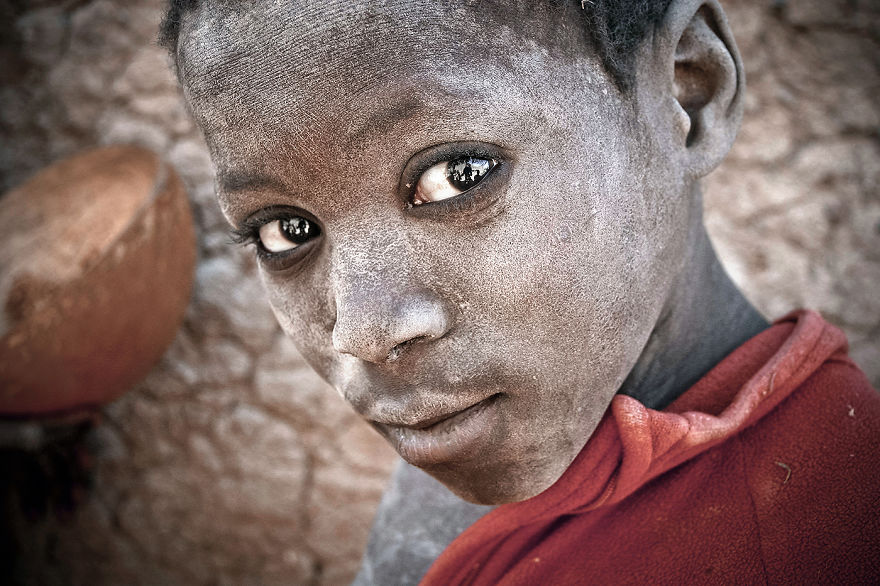 Child Of Djenné, Mali