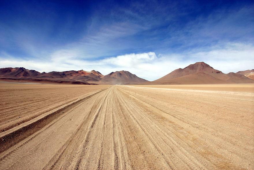 Sud Lipez Area, Bolivia